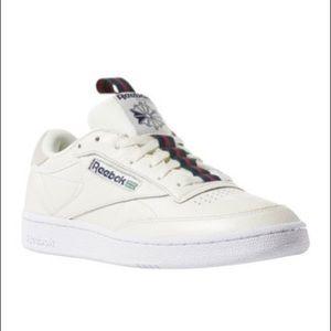 New Reebok C 85 Men's Athletic Sneaker Size 11.5